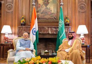 فروش نفت عربستان به هند