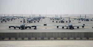 پایگاه العدید آمریکا در قطر