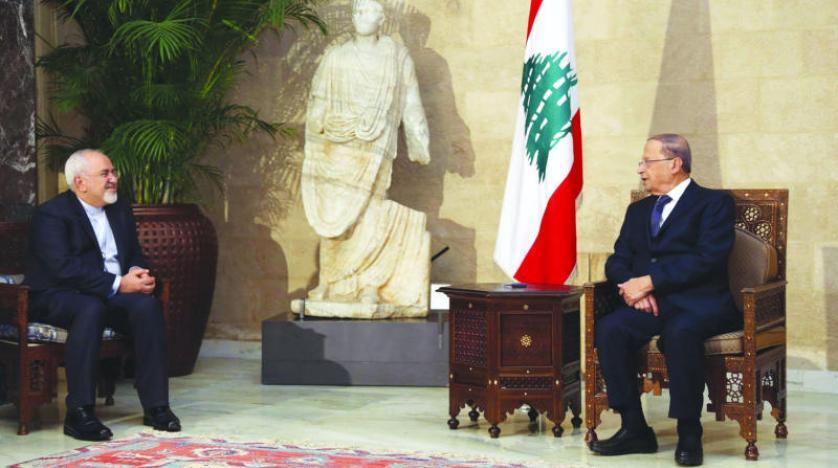 ظریف و لبنان