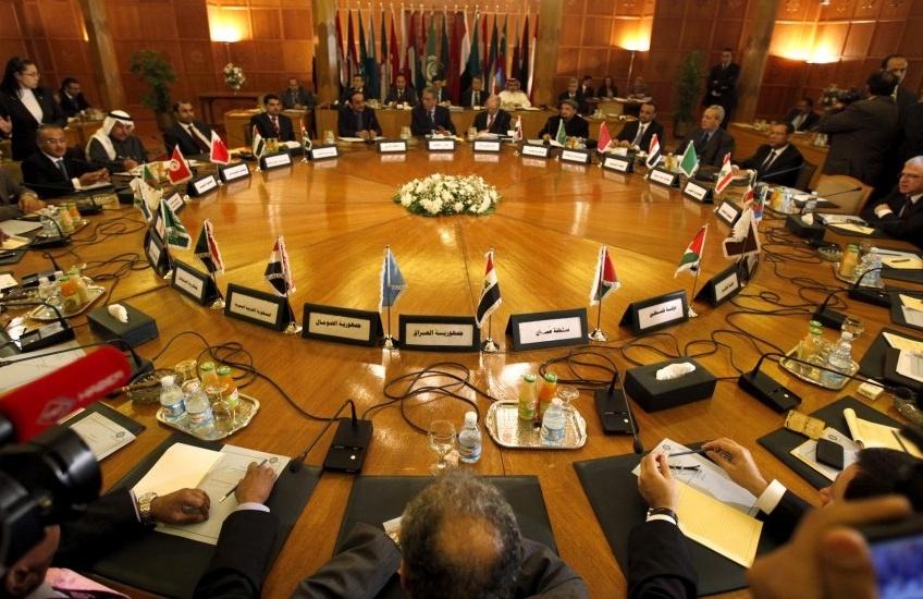 سران عرب در نشست بیروت