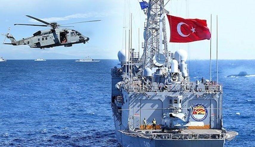 ترکیه در مدیترانه