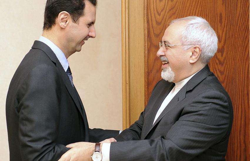 ایران در سوریه