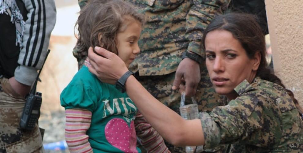 ارتش ترکیه و کردهای سوریه