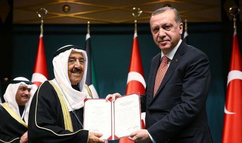 ترکیه و کویت