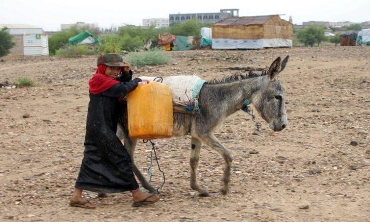 کرونا در یمن