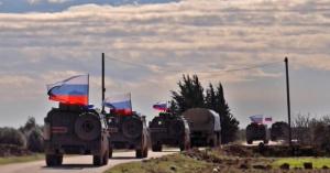 روسیه و ترکیه در شمال سوریه