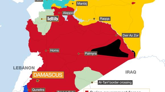 کردهای سوریه