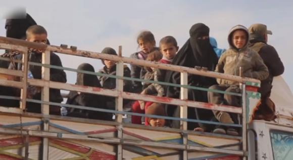 کودکان داعش