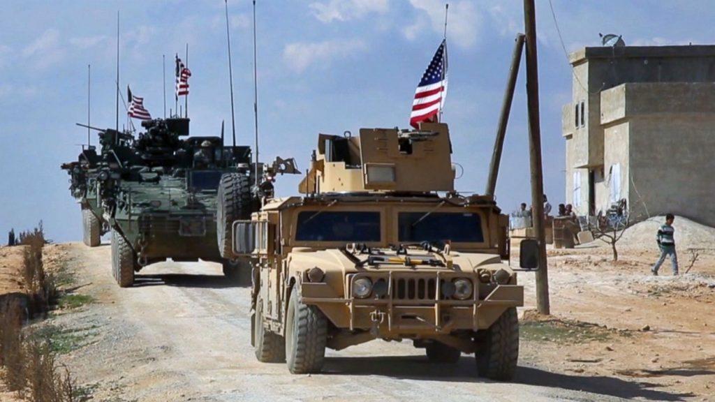 خروج آمریکا از سوریه