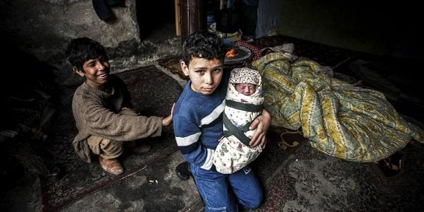 مهاجران ایرانی در سوریه