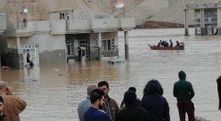 سیل در عراق