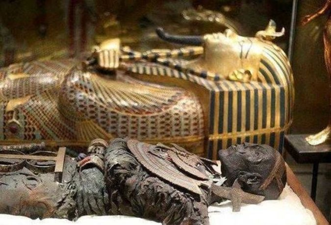 مقبره توت عنخ آمون